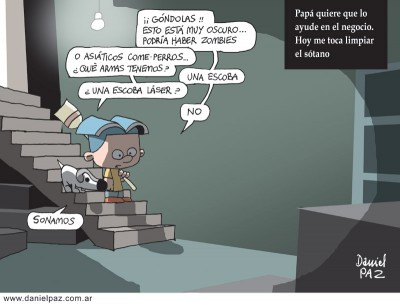 """sonamos"" por Daniel Paz"