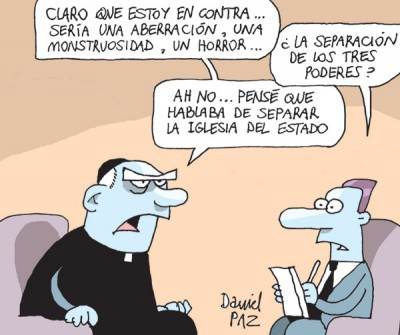 """""""separacion"""" por Daniel Paz"""