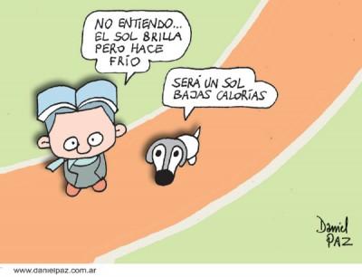 """""""bajas-calorias"""" por Daniel Paz"""