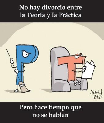 """""""teoria-y-practica"""" por Daniel Paz"""
