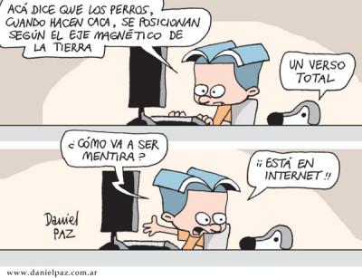 """está-en-internet"" por Daniel Paz"