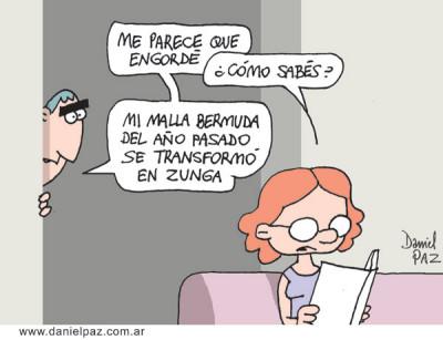 """la-malla"" por Daniel Paz"