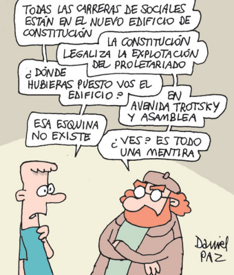 """""""nuevo-edificio-sociales"""" por Daniel Paz"""
