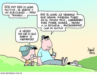 """""""elecciones"""" por Daniel Paz"""