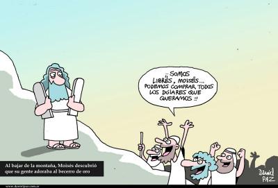 """""""exodo"""" por Daniel Paz"""