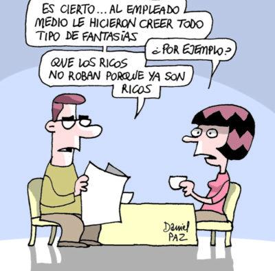 """""""fantasias"""" por Daniel Paz"""