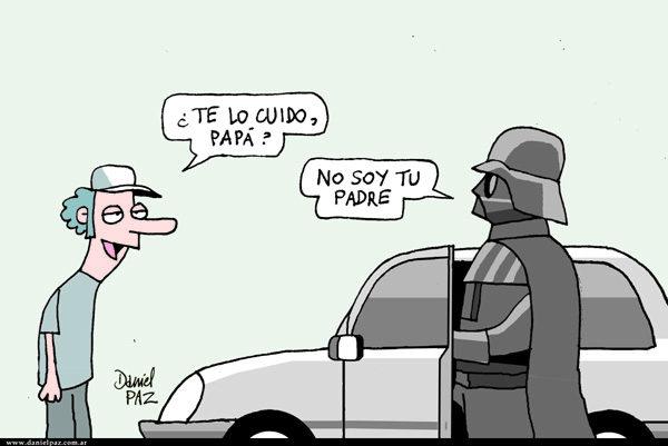 """""""trapito"""" por Daniel Paz"""